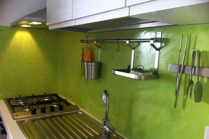 Schienale cucina moderno