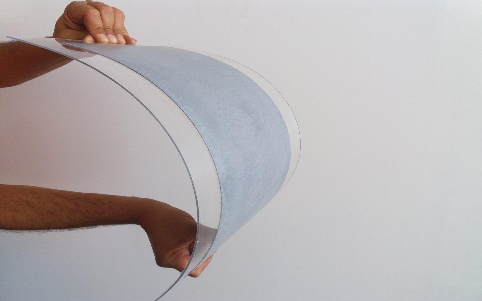 Resina per pareti elastica